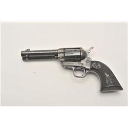 18AP-22 COLT SA #SA35438Colt SAA Third Generation revolver, .357  Magnum caliber, Serial #SA35438.