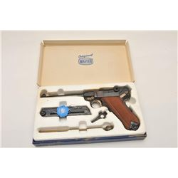 18AJ-8 AM. EAGLE LUGER #1005180American Eagle Luger by Mauser Oberndorf  semi-automatic pistol, .30
