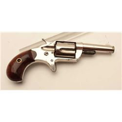18BL-5 COLT NEW LINEColt New Line revolver, .30 caliber, Serial  #5754.  The pistol is in fine overa