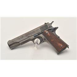 18EMY-16 COLT U.S. ARMY MDL 1911 #315566U.S. Property-marked Colt Model 1911  semi-automatic pistol,