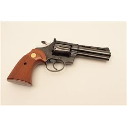 "18AL-53 COLT DIAMONDBACK #N05826Colt Diamondback DA revolver, .38 Special  caliber, 4"" ventilated ri"