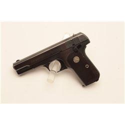 18BL-2 COLT 1903 #469787Colt Model 1903 semi-automatic pistol, .32  caliber, Serial #469787.  The pi
