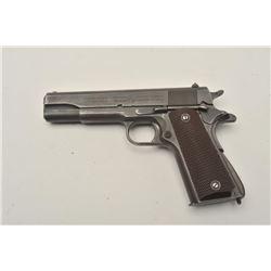 17FR-36  COLT 1911 #742469Colt 1911 A1 Transition U.S. Army semi-auto   pistol, .45 caliber, Serial