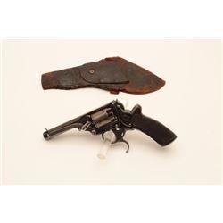 18BL-10 TRANTER #19322TBeautiful William Tranter revolver, .36  caliber, Serial #19322T.  The pistol