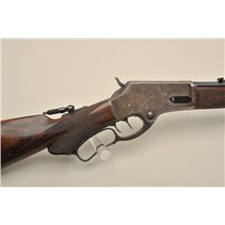 "17KH-60 MARLINMarlin Model 1881 lever action rifle, .38-55  caliber, 28"" octagon barrel, blued and c"
