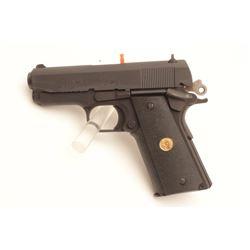 """18BM-24 COLT COMMANDERColt Commanding Officer's 9mm Lightweight  pistol, #FL10180, 3 1/2"""" bull barre"""