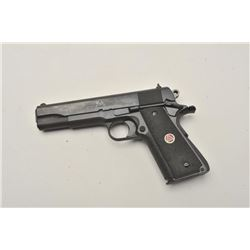 18BM-5 COLT DELTA ELITE #DEO1446Colt Delta Elite Custom Edition, 10 MM,  #DE01446, blued finish, 5""
