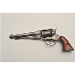 18BT-1 REMINGTON RYDER POLICERemington Ryder Police converted to .38 Rim  showing replaced grips and