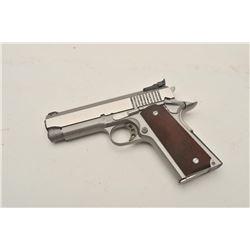 18BM-51 SERVICE MASTER DETONICSDetonics ServiceMaster II .45 ACP stainless  semi automatic pistol, #