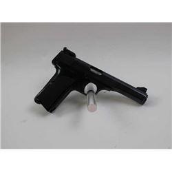 "17FL-112 BROWNING #N01720Browning .380 caliber target semi-automatic  pistol, 4.25"" barrel, blued fi"