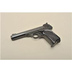 "17FL-214 BROWNING .380 #19854Browning semi-automatic pistol, .380 caliber,  4.5"" barrel, blued finis"