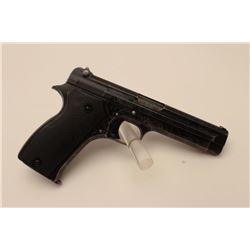 "18BM-61 1935A FRENCHFrench Model 1935A .32 cal. semi automatic  military pistol, 4.25"" barrel, black"