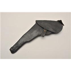 18BW-2 RARE HOLSTERRare holster for Savage Navy revolver from  Philadelphia Navy Yard markings. Good