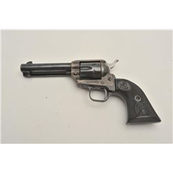 """18BG-7 PEACEMAKER #G116688Colt Peacemaker Model SAA revolver, .22LR  caliber, 4.5"""" barrel, blued and"""