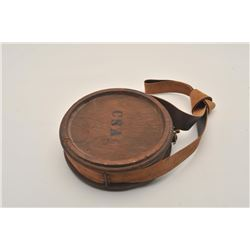 18AL-3 PROP CANTEENWell made and authentically styled solid wood  canteen (C.S.) for 1939 classic fi