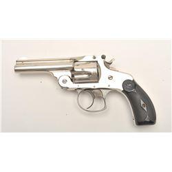 """17FS-158 S&W #356894Smith & Wesson 4th Model top break DA   revolver, .38 caliber, 3.25"""" barrel, nic"""