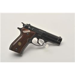 17MH-10 BROWNING BDA #425PX02722Browning BDA double action semi-automatic  pistol, .380 caliber, blu