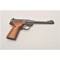 18AJ-6 CHALLENGER II #655PX09044Browning Model Challenger II semi-automatic  pistol, .22LR caliber,