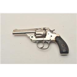 17AX-3 IVER JOHNSON DA #6265Iver Johnson DA revolver, .38 caliber, Serial  #6265.  The revolver is i