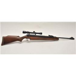 18AA-2 DIANA DELUX PELLET GUNRWS Diana Model 52 single shot air rifle,  .177 caliber, Serial #56267.