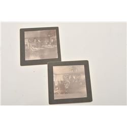 18EMY-22 MISC LOTBinder including lot of 18 original early  military photographs, most identified on
