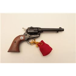 18AL-56 RUGER SINGLE SIX #441366Ruger Single Six Model revolver with one  extra cylinder; .22 calibe