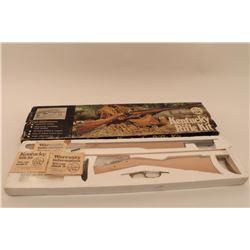 18BB-2 CVA KENTUCKY RIFLE KITCVA Kentucky percussion rifle kit still  sealed, new in the box.  The .