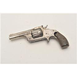 "18AP-7 N.A. ARMS SPUR TRIGGERAmerican Arms Co. spur trigger revolver, .38  caliber, 3.25"" barrel, tr"