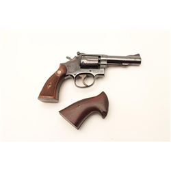 """18BE-8 S&W #K660321Smith & Wesson 14-2, #K660321, .38 Spl., 4""""  heavy barrel, adjustable sights, che"""