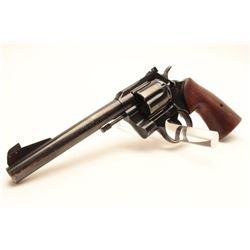 17GS-49 COLT OFFICER MODEL #930707Colt Officer's Match Model revolver. .38  Special caliber, Serial