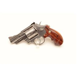 """18BM-67 S&W 629Smith & Wesson 629-2 stainless revolver, .44  cal, 3"""" barrel, #BBN0392, adjustable si"""