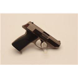 18BM-66 RARE THOMASThomas DA pistol by AJ Ordnance, .45 ACP  caliber, Serial #001627.  The pistol is