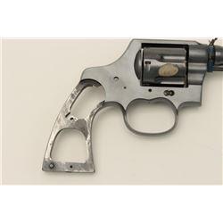 17GS-16 COLT 1917Colt New Service U.S. Army Model 1917  cut-away revolver, .45 caliber, Serial  #349
