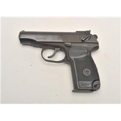 17FS-129 IMEZ #D001017Russian Baikal DA semi-automatic pistol by  IMEZ, import-marked, .380 ACP cali