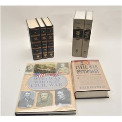 18EMY-4 LOT OF CIVIL WAR BOOKSBonanza lot of approximately 28 reference  books on the American Civil