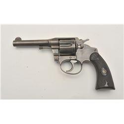 17LP-5 COLT POLICE POST. #139300Colt Police Positive revolver, .38 caliber,  Serial #139300.  The pi