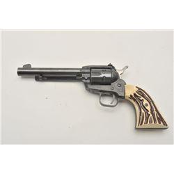 17LP-7 H. SCHMIDTH. Schmidt Model 21 S revolver, .22 Long  Rifle caliber, Serial #602743.  The pisto