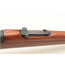17KH-26 MAUSER 98Mauser bolt action rifle, re-finished mat  grey to metal surfaces, re-finished wood