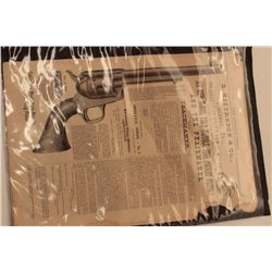 """185BJ-7 COLT NEWSPAPER ADVERISEROriginal advertising pages from """"The American  Field"""" newspaper date"""