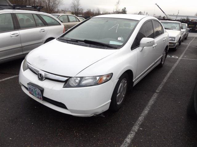 Image 1 : 2007 Honda Civic Hybrid ...