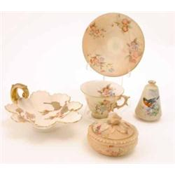 Royal Worcester dating code