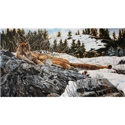 GICLEE CANVAS PRINT by SCI Artist of the Year Linda Besse