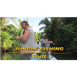 Belize Jungle Fishing Adventure for 2