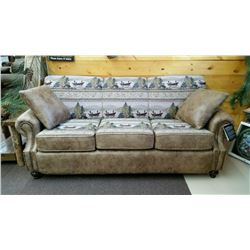 Northwoods Furniture Best Craft Sofa