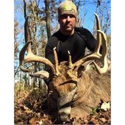 4-day Missouri Whitetail Muzzleloader Hunt
