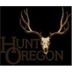Eastern Oregon Cow Elk Hunt