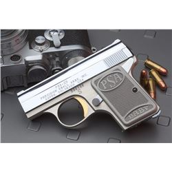Precision Small Arms Featherweight .25 caliber pistol