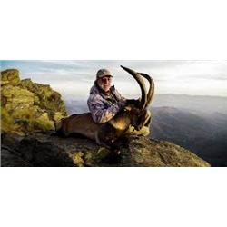 5 Day Amazing Spanish Hunt for 1 Hunter with Caza Hispanica:  Includes a $2,000.00 Credit Towards An