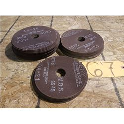 Used Cutting Disc from 5''3/4 up 7''