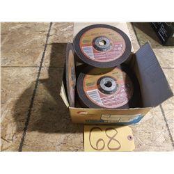 Tyrolit Secur Extra Inox Cut-off disc 7''x3/32''x7/8''